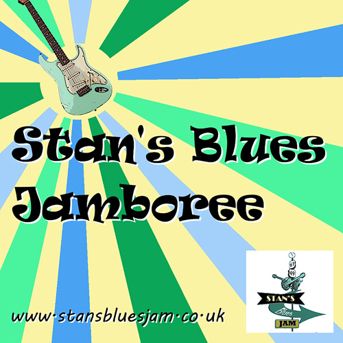 0a8902857 Stan's Blues Jamboree at Swanage Blues Festival